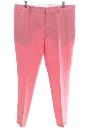 Marni Bandplooibroek roze zakelijke stijl