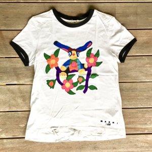 "MARNI ""Bunny"" Patchwork T-Shirt Grösse S"