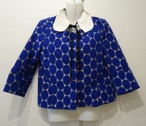 Marni for H&M Polka Dots Blazer Jacke Gr. 36 (S) Retro Designer Blogger *rar*