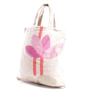 Marni Handtasche Tasche Vegan Beutel Pastell Floral Für den Frühling