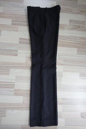 MARNI Hose, aus Wollstoff, elegant & klassisch, in dunkelbraun, ital. 46 oder EUR 42