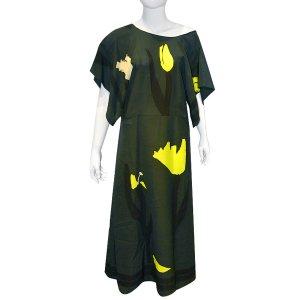 Marni Kleid aus Seide, Grün, Gr. 38