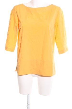 Marni Langarm-Bluse blassgelb Business-Look