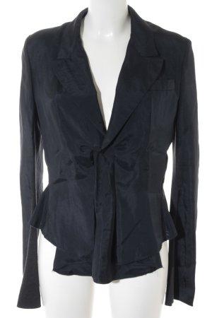 Marni Langarm-Bluse dunkelblau Elegant