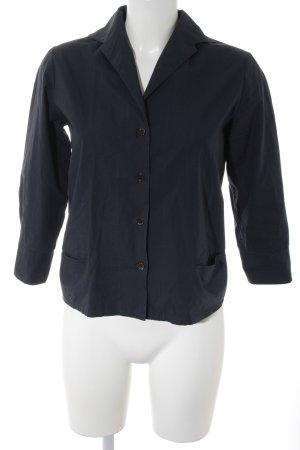 Marni Shirt met lange mouwen donkerblauw simpele stijl