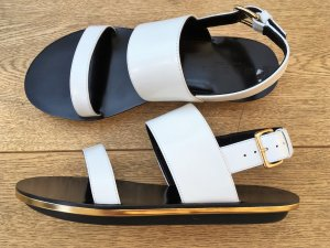 Marni Romeinse sandalen veelkleurig Leer