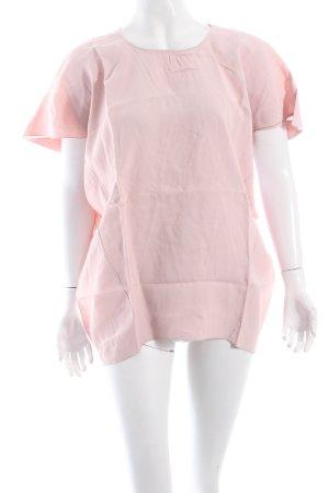 Marni Oversized Bluse rosé Casual-Look