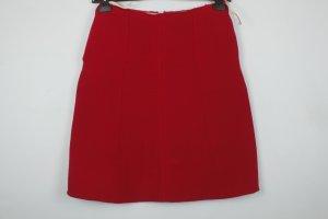 Marni Rock skirt Gr. ital 40 / dt 34 rot knielang