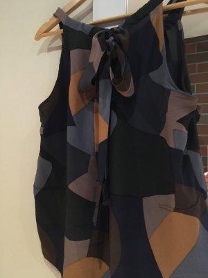 Marni Blouse en soie multicolore