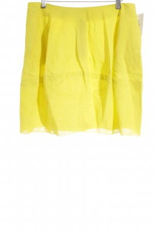 Marni Tulip Skirt yellow-black street-fashion look