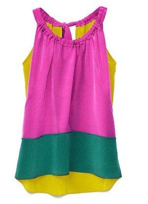 Marni x H&M Blockfarben Top