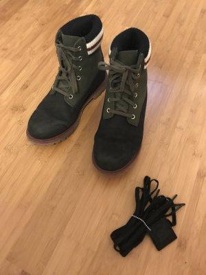 Marni x Zalando Timberland Boots