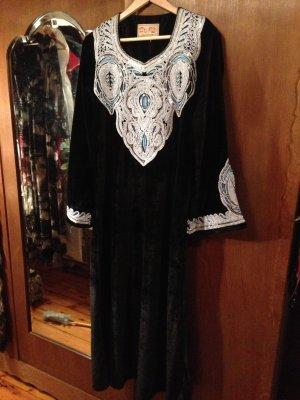 Marokkanisches Kaftan Kleid Gr M