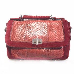 Maroon  Barbara Bui  Cross Body Bag