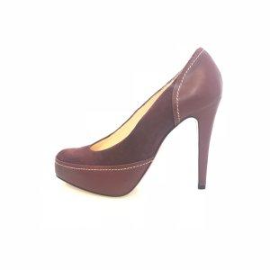 Maroon  Christian Louboutin High Heel