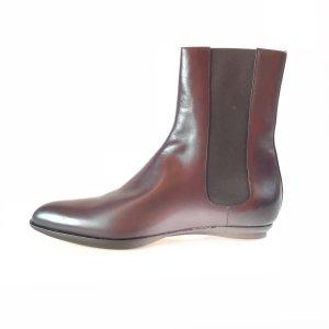 Maroon  Fendi Boot
