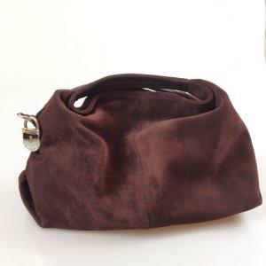 Maroon  Furla Shoulder Bag