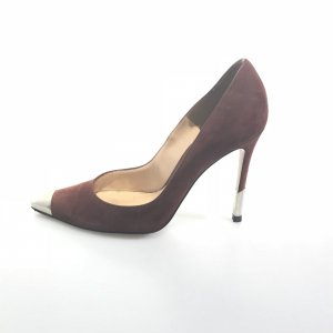 Maroon  Gianvito Rossi  High Heel