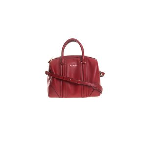 Maroon  Givenchy Cross Body Bag