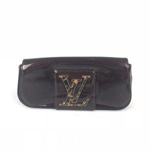Louis Vuitton Borsa clutch rosso scuro