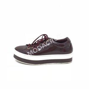 Louis Vuitton Sneakers donkerrood