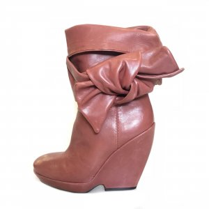 Maroon  Marc By Marc Jacobs Boot