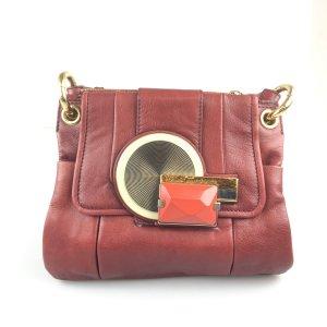 Marc Jacobs Shoulder Bag dark red
