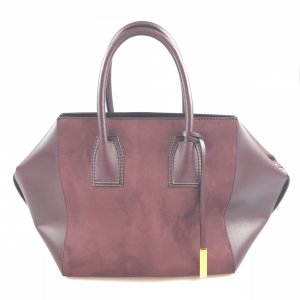 Maroon  Stella McCartney Shoulder Bag