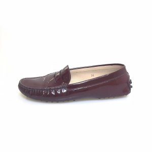 Tod's Loafers dark red