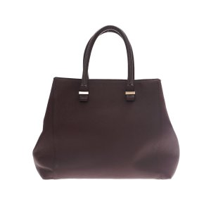 Maroon  Victoria Beckham Shoulder Bag