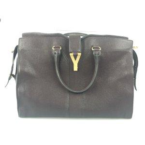 Maroon Yves Saint Laurent Shoulder Bag