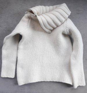 Maison Martin Margiela Jersey de lana blanco puro Lana