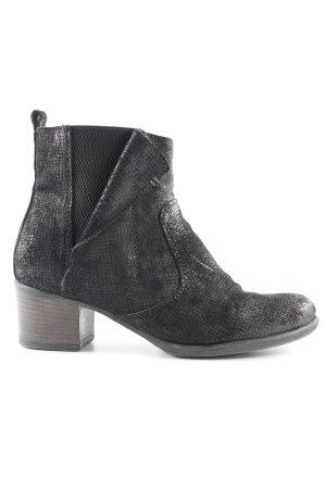 Martina Buraro Ankle Boots schwarz Casual-Look