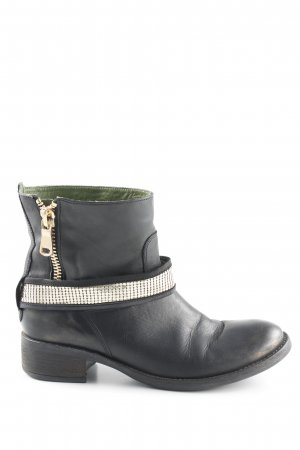 Maruti Ankle Boots schwarz Casual-Look