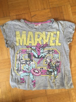Marvel Spiderman Crop Top