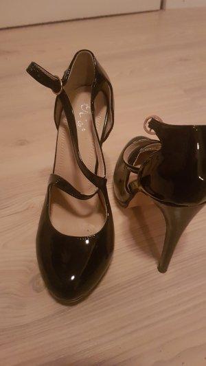 Mary Jane pumps zwart