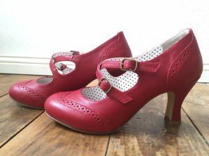 Mary Jane Pumps rot