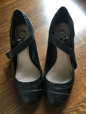 Esprit Mary Janes black