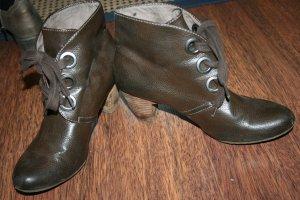 Mary Poppins Schuhe mit Absatz
