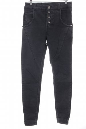 Maryley High Waist Jeans anthrazit Casual-Look