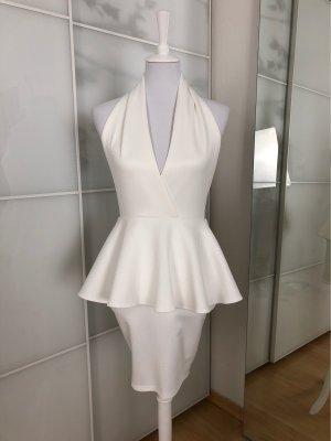 Maryline Monroe Cocktail Kleid in weiß
