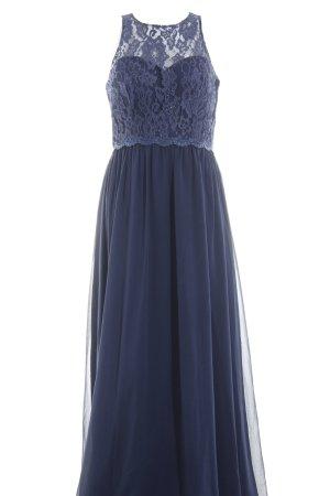 Mascara Abendkleid dunkelblau Elegant