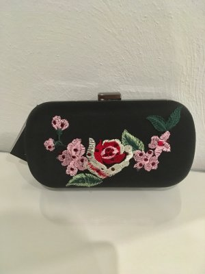 Mascara London clutch neu Geldbeutel Portmonee Blogger Instagram Fashion