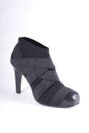 Mascaró Ankle Boots schwarz sportlicher Stil