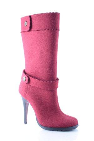 Mascotte Absatz Stiefel rot Elegant