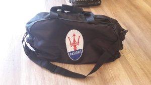 Maserati Merchandise Tasche Reisetasche Sporttasche Auto Logo Selten Rar