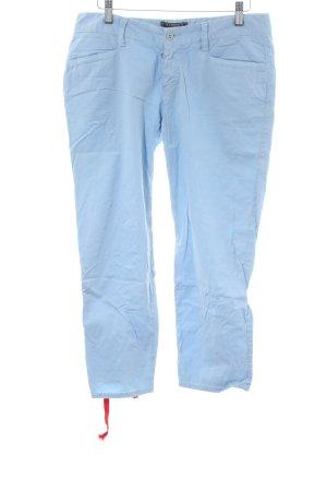 Mason's 3/4-Hose blau Casual-Look