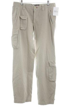 Mason's Pantalone cargo beige stile casual