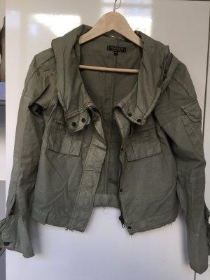 Mason's Military Jacke, used look, in gutem Zustand
