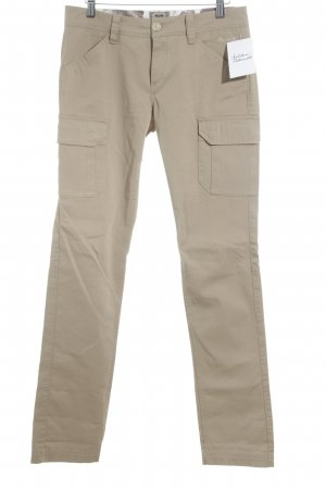 Masons Stoffhose beige Safari-Look